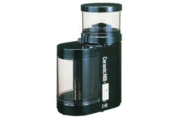 カリタ「電動コーヒーミル セラミックミル」C-90