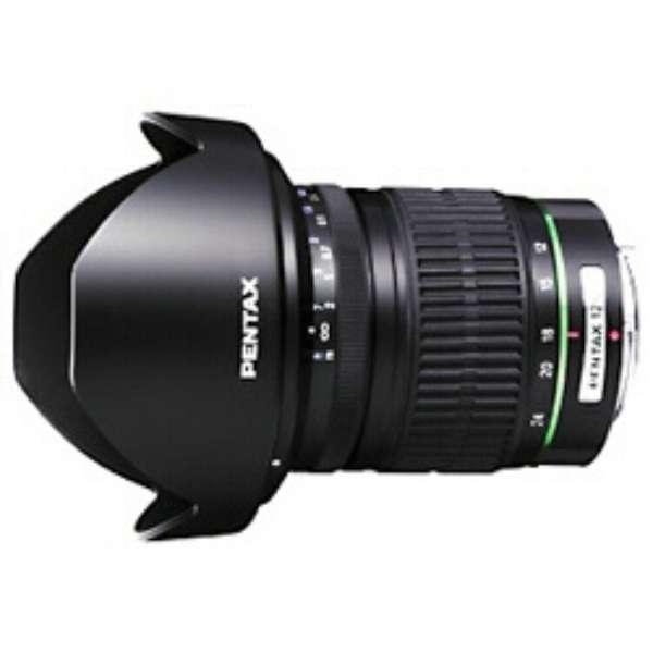 カメラレンズ smc PENTAX-DA 12-24mmF4 ED AL[IF] APS-C用 ブラック [ペンタックスK /ズームレンズ]