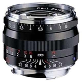 カメラレンズ T* 1.5/50 ZM C Sonnar(ゾナー) ブラック [ライカM /単焦点レンズ]