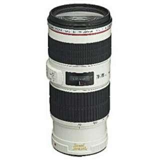 カメラレンズ EF70-200mm F4L IS USM [キヤノンEF /ズームレンズ]