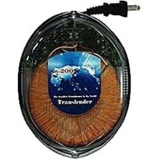 変圧器(ダウントランス)「トランスレンダー」(200W) CSW-200WB-00