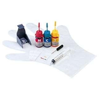 INK-HP135 詰め替えインク 3色セット