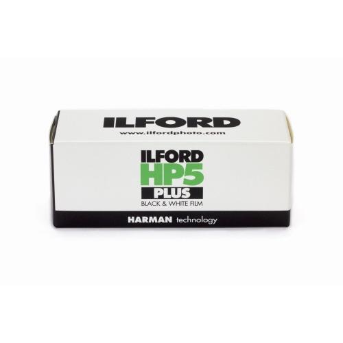 ブローニー イルフォード HP5 プラス 400 120