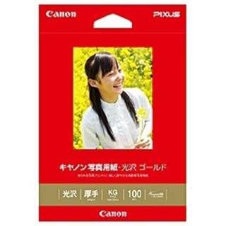 写真用紙・光沢 ゴールド (KGサイズ・100枚) GL-101KG100