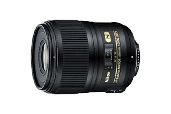 ニコンのカメラレンズおすすめ20選 ニコン AF-S Micro NIKKOR 60mm f/2.8G ED