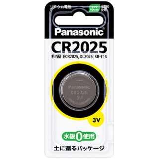 CR2025P コイン型電池 [1本 /リチウム]