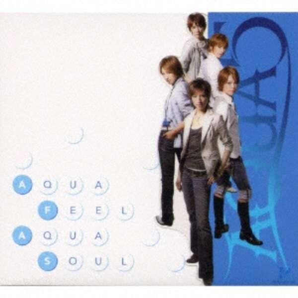 AQUA5/AQUA FEEL AQUA SOUL 初回限定盤 【CD】