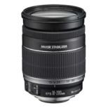 カメラレンズ EF-S18-200mm F3.5-5.6 IS APS-C用 ブラック [キヤノンEF /ズームレンズ]