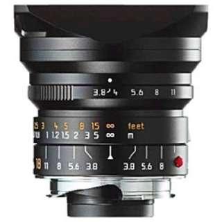 カメラレンズ M F3.8/18mm ASPH. SUPER ELMAR(スーパー・エルマー) 11649 [ライカM /単焦点レンズ]