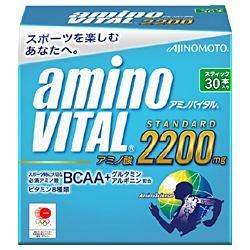 味の素 アミノバイタル 2200mg 30本入