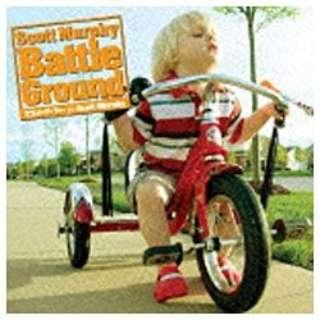 スコット・マーフィー/BattleGround ~スコット・マーフィー vs Scott Murphy~ 【CD】