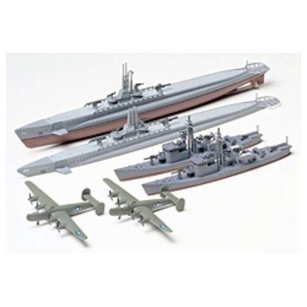 1/700 アメリカ海軍潜水艦 ガトー級/日本海軍 13号駆潜艇 タミヤ ...