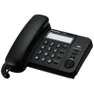 VE-F04 電話機 RU・RU・RU(ル・ル・ル) ブラック