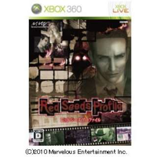 Red Seeds Profile(レッドシーズ プロファイル)【Xbox360ゲームソフト】