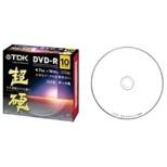 DR47HCPWC10A データ用DVD-R 超硬シリーズ [10枚 /4.7GB /インクジェットプリンター対応]