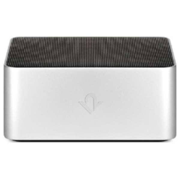 ポータブルサブウーファー[USB] Mac専用(シルバー) TWS-US-000001