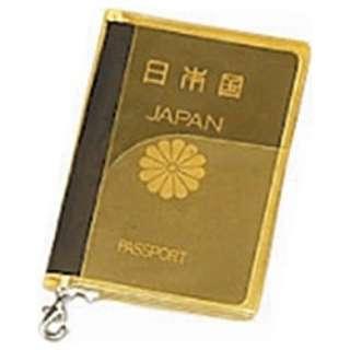 SWT パスポートカバー クリア 黄