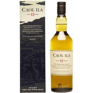 カリラ 12年 700ml【ウイスキー】