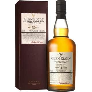 グレンエルギン 12年 700ml【ウイスキー】