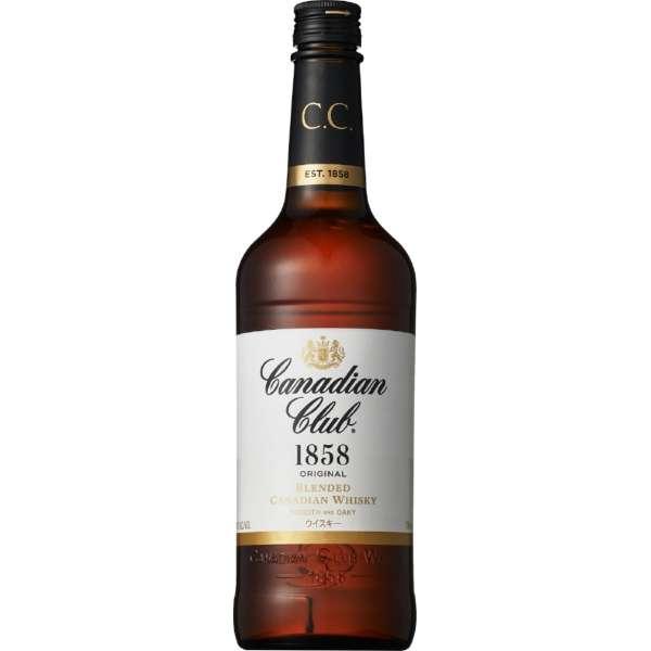 カナディアンクラブ 700ml【ウイスキー】