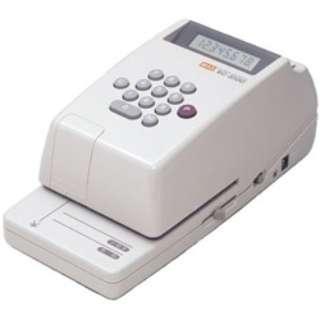 電子式チェックライター EC-310C