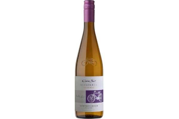 ワインのおすすめ15選 チリ「コノスル ゲヴェルツトラミネール ビシクレタ(ヴァラエタル)」(750ml)