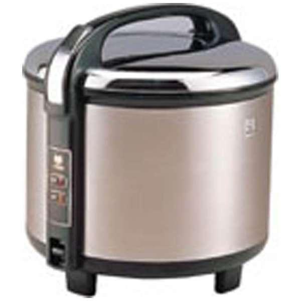 業務用炊飯ジャー 炊きたて ステンレス JCC-270P [1.5升]