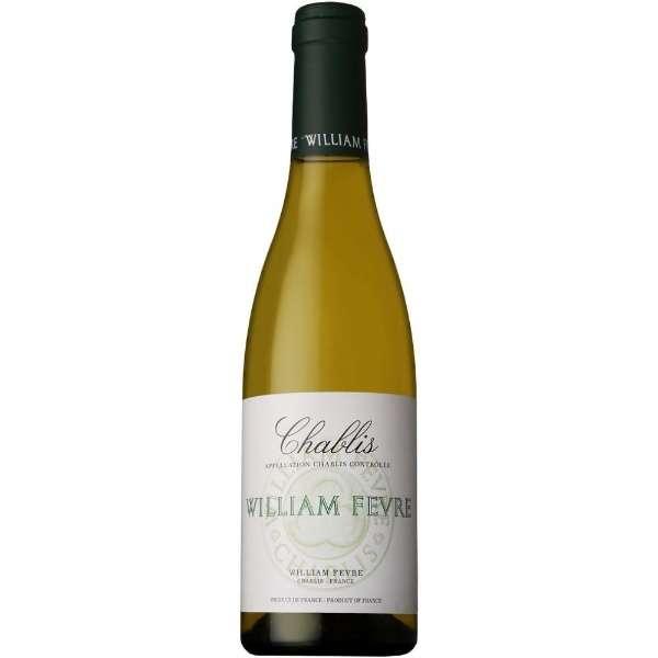 ウィリアムフェーブル シャブリ ハーフ 375ml【白ワイン】