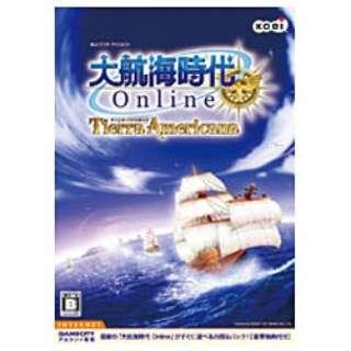 〔PC版〕 大航海時代 Online ~Tierra Americana(ティエラ・アメリカーナ)~