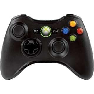 【純正】Xbox 360 ワイヤレス コントローラー(リキッドブラック) 【Xbox360】