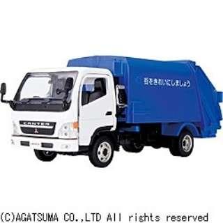 ダイヤペット DK-5106 三菱ふそうキャンター清掃車
