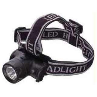 LZ41BK ヘッドライト ブラック [LED /単4乾電池×2]