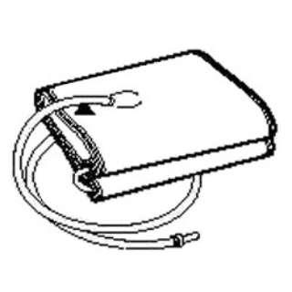 血圧計用腕帯 HEM-CUFF-R24GY