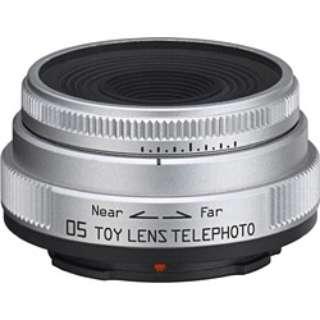 カメラレンズ 05 TOY LENS TELEPHOTO 18mm F8 シルバー [ペンタックスQ /単焦点レンズ]