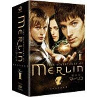 魔術師マーリン2 DVD-BOXII 【DVD】
