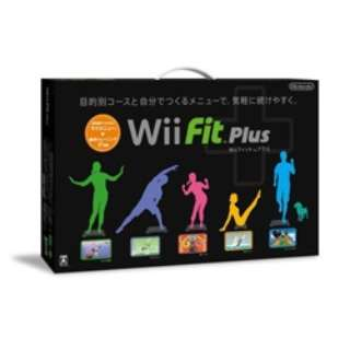 Wii Fit Plus バランスWiiボード クロセット【Wii】