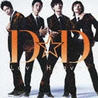 D☆DATE/Love Heaven 通常盤 【音楽CD】