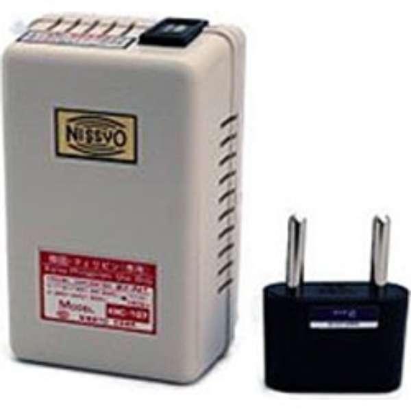 変圧器(ダウントランス・熱器具専用) KNC-107