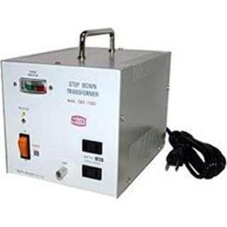 変圧器 (ダウントランス)「トランスフォーマ SDXシリーズ」(220/240V・1100W) SDX-1100