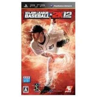 Major League Baseball 2K12【PSP】