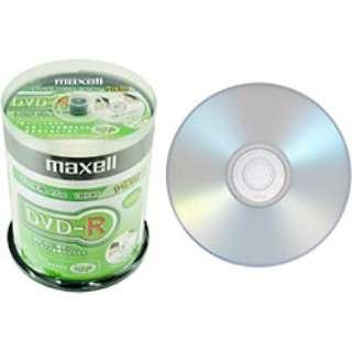 DR47DPNS.100SP データ用DVD-R [100枚 /4.7GB /インクジェットプリンター対応]
