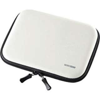セミハードタイプ電子辞書ケース PDA-EDC31W(ホワイト)