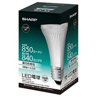 DL-LR81N LED電球 ELM(エルム) ホワイト [E26 /昼白色 /1個 /60W相当 /レフランプ形]