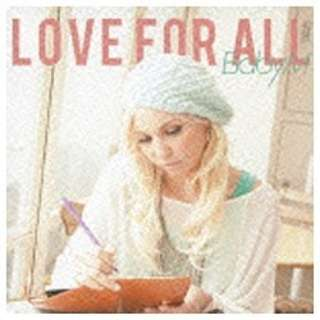Baby.M/LOVE FOR ALL 【音楽CD】