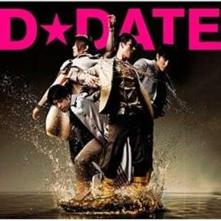 D☆DATE/1st DATE 初回限定盤 【CD】