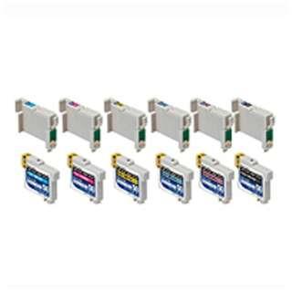 CCE-IC50-6P 互換プリンターインク カラークリエーション 6色パック