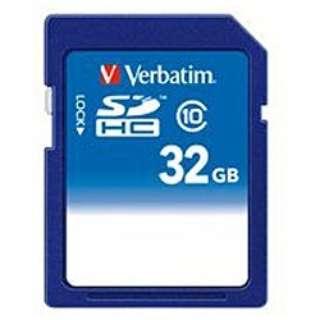 32GB・Class10対応SDHCカード SDHC32GJVB1