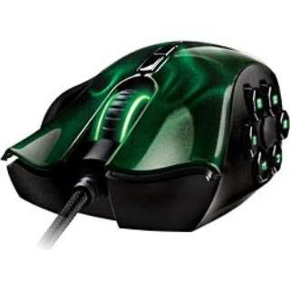 RZ01-00750100-R3M1 ゲーミングマウス Naga Hex  [レーザー /11ボタン /USB /有線]