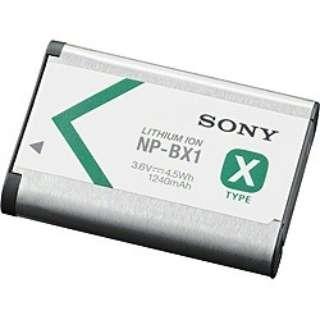 リチャージャブルバッテリーパック NP-BX1