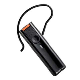 MM-BTMH19BK ヘッドセット ブラック [ワイヤレス(Bluetooth) /片耳 /イヤフックタイプ]